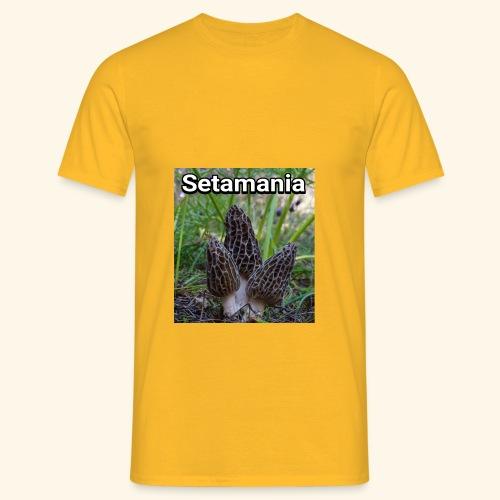 Colmenillas setamania - Camiseta hombre