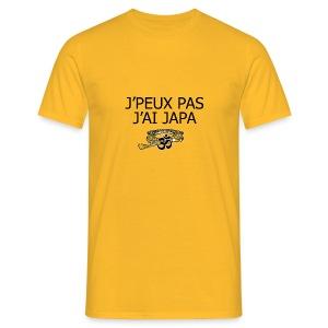 J'peux pas j'ai japa - T-shirt Homme