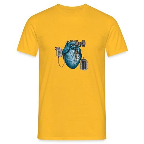 Mezzometro - Heartz - Maglietta da uomo
