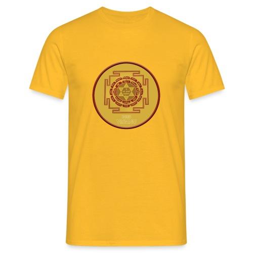 lord vishnu ynatra - T-shirt Homme