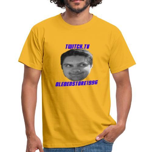 oledenTwitch - T-skjorte for menn
