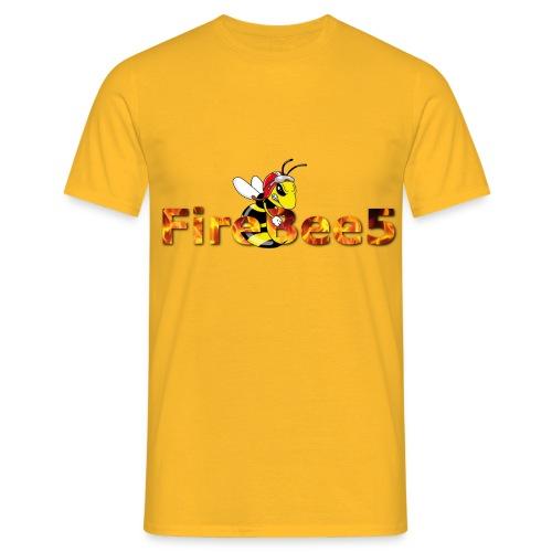 FireBee5 - Comic-Style - Männer T-Shirt