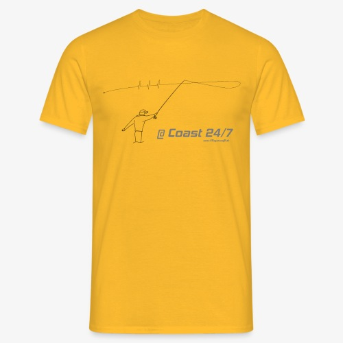 Coast247black - Männer T-Shirt