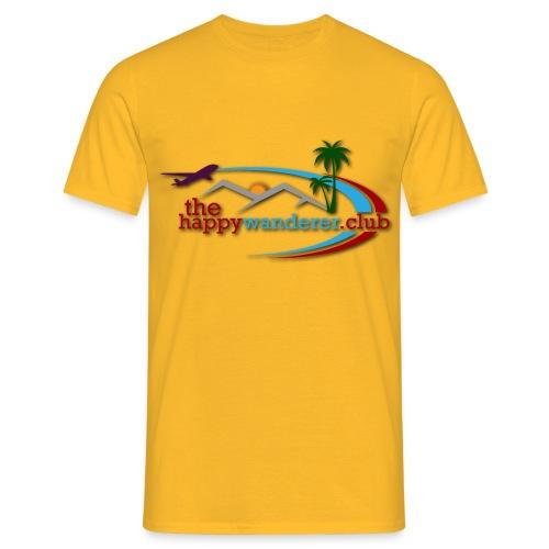 The Happy Wanderer Club Merchandise - Men's T-Shirt