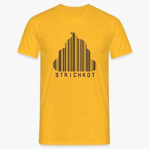 Strichkot - Männer T-Shirt