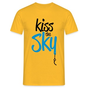 Kiss the Sky - Männer T-Shirt