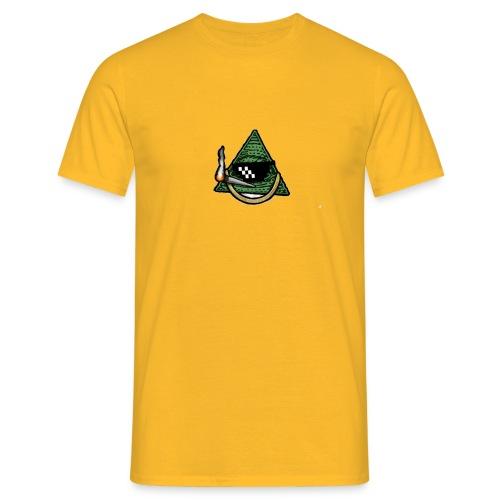 iluminati cool - Camiseta hombre