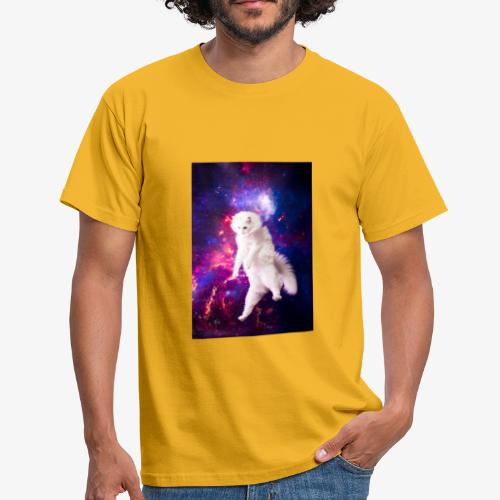 Katzmonauten Iceman cats in space - Männer T-Shirt