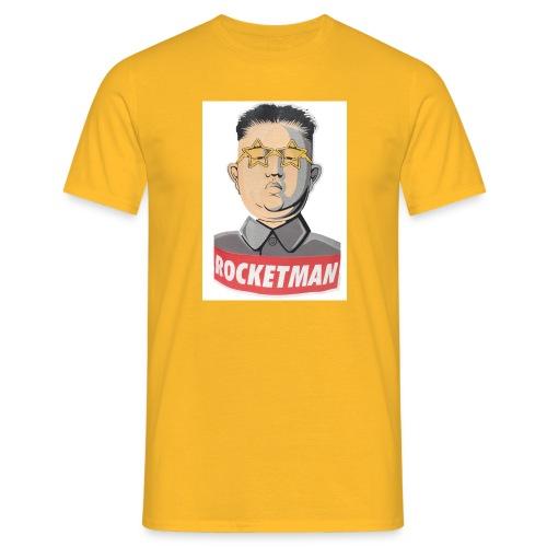 rocket men - Men's T-Shirt
