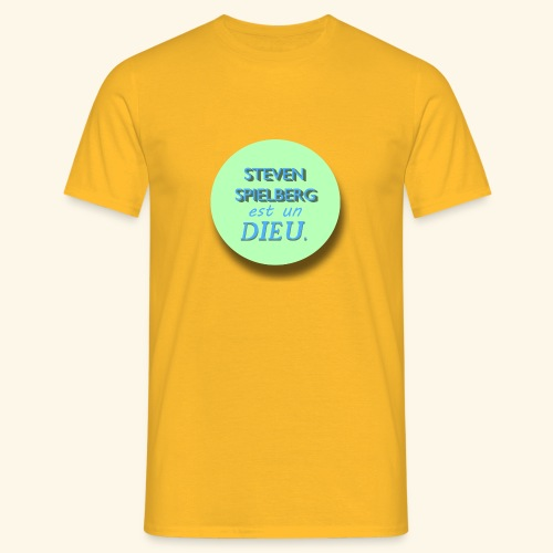 Steven Spielberg - Collection Flat Circle - T-shirt Homme