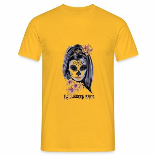 Halloween bride - T-shirt Homme