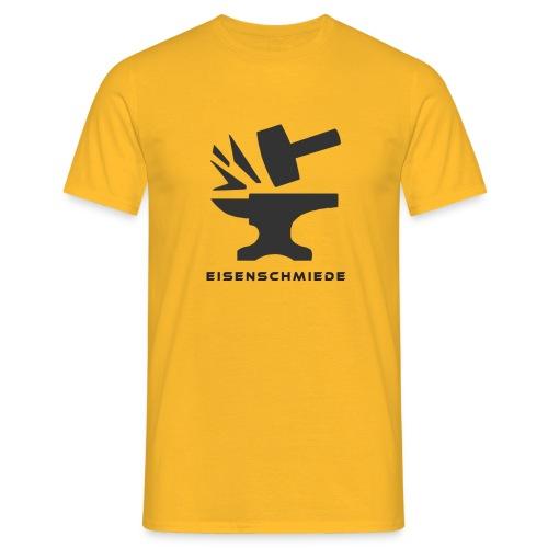 eisenschmiede winter - Männer T-Shirt