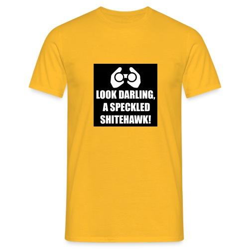 Shitehawk - Men's T-Shirt