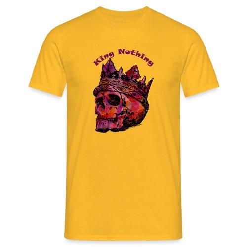KingNothing - Herre-T-shirt