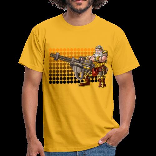 rage dwarf final 2 - Maglietta da uomo