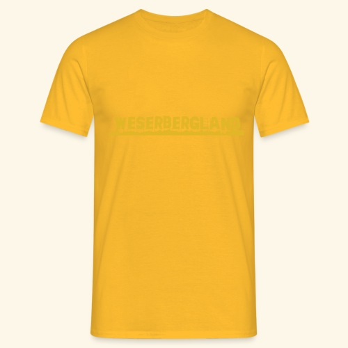 Hollywood Weserbergland   Goldene Zeiten - Männer T-Shirt