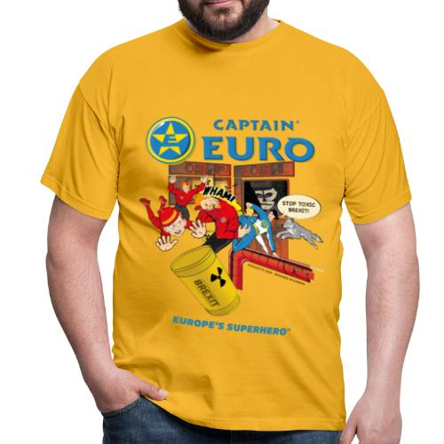 ¡ALTO A LA LUCHA MEGA BREXIT TOXICA! - Camiseta hombre