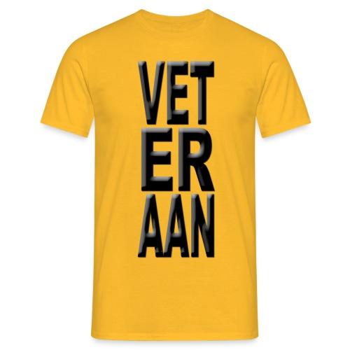 VETerAAN - Mannen T-shirt
