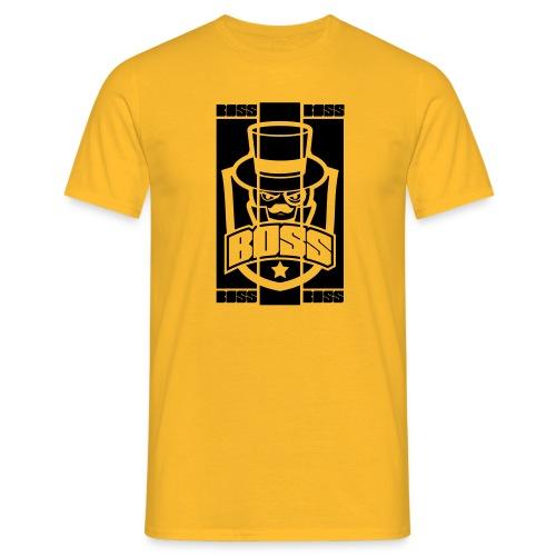 BOSS_BRAND - T-shirt Homme