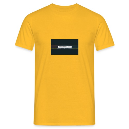 JUSTL1me channel banner merch - Men's T-Shirt