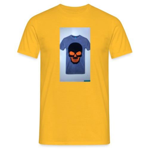 ghost rider - Men's T-Shirt