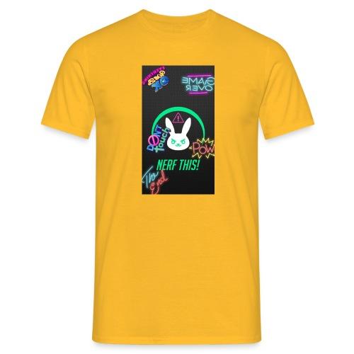 DVA nerf this - T-shirt herr