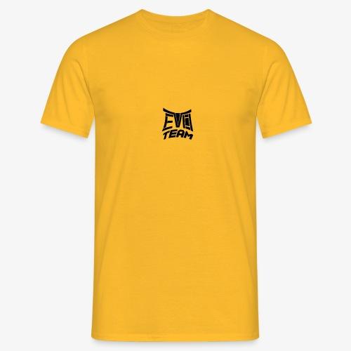 EvoTeam Petit Noir - T-shirt Homme
