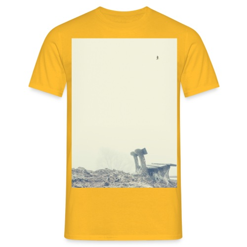 SolitudeThree - Men's T-Shirt