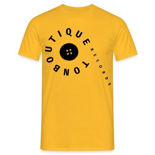 Tonboutique Records - Männer T-Shirt
