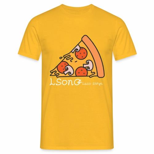 LSonG pizza pic - Männer T-Shirt