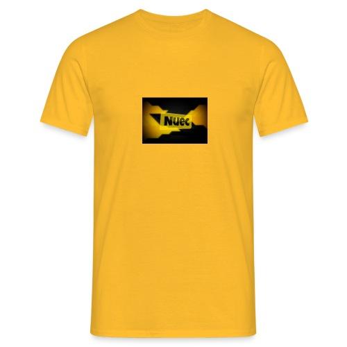 nuec - Mannen T-shirt