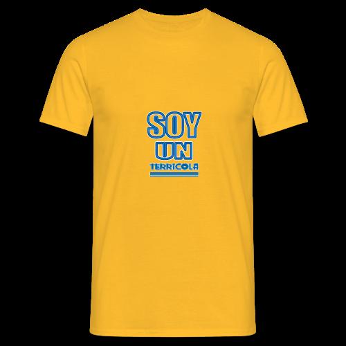 Soy terricola - Camiseta hombre