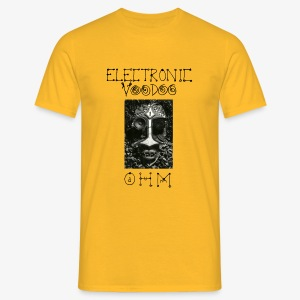 Electronic Voodoo - TINK! Records - Men's T-Shirt