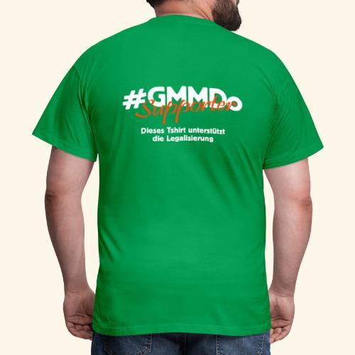 GMMDo Supporter - Männer T-Shirt