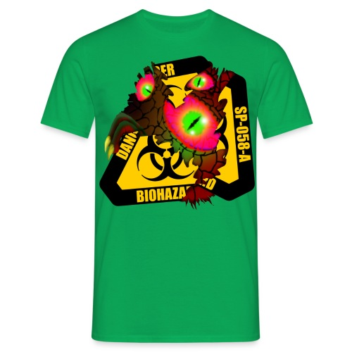 BIOHAZARD - Camiseta hombre