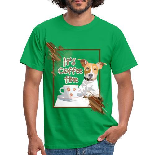 Czas na Kawę - Koszulka męska