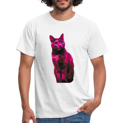 Gatto - Maglietta da uomo