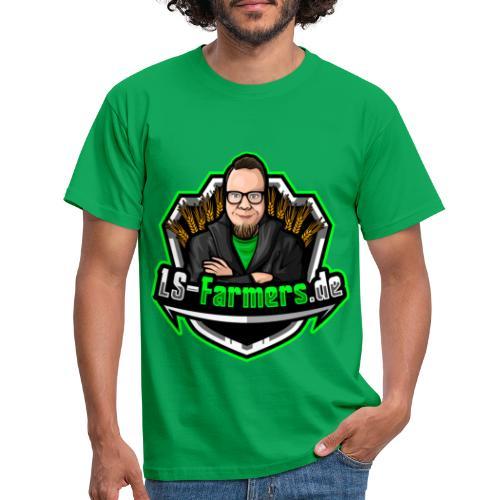 LS-Farmers Logo - Männer T-Shirt