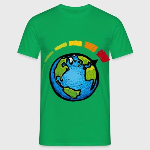 Urgence Climatique - T-shirt Homme