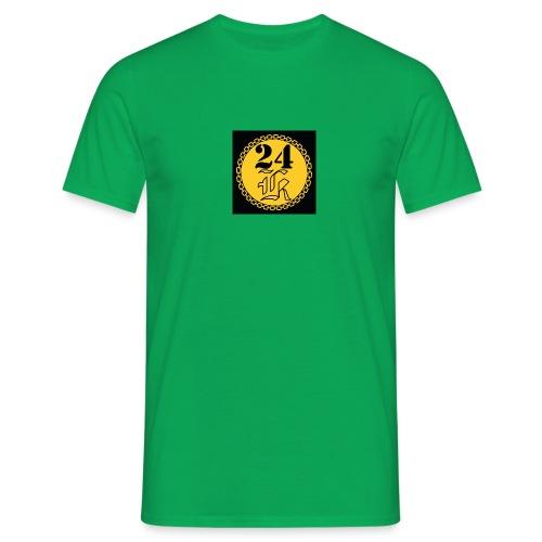 24k - T-shirt herr