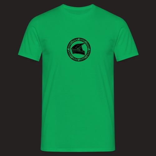 500hr black - Männer T-Shirt