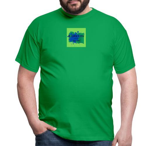 darkyek design green - Camiseta hombre