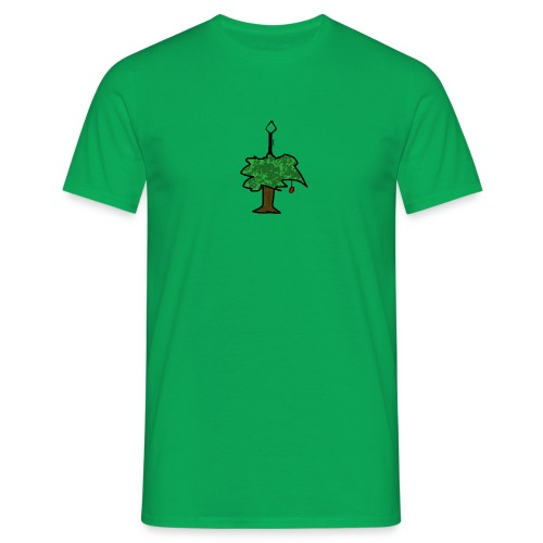 TREE OF FRUIT - Männer T-Shirt