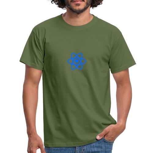 Sketch2React Logo Blue - Men's T-Shirt