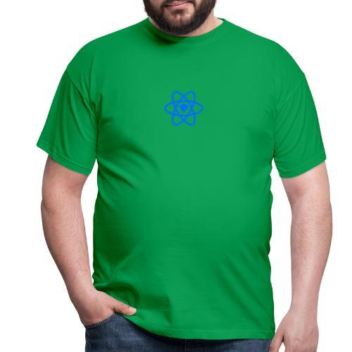 Sketch2React Logo Blue - T-shirt herr