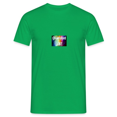 Chelmsford LGBT - Men's T-Shirt