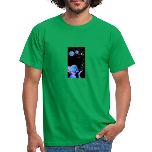 amar universo - Camiseta hombre
