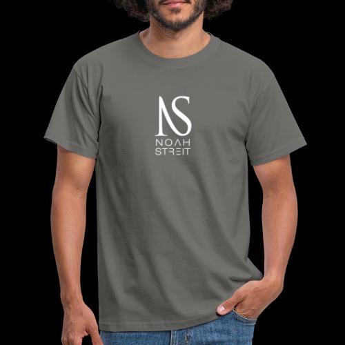 NS Logo Noah Streit - Männer T-Shirt