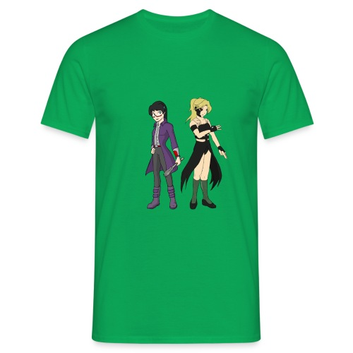 Paige & Wither - Men's T-Shirt