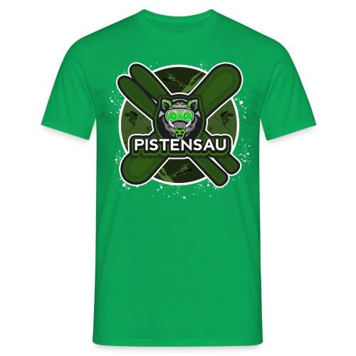 PistenSau NuClear - Männer T-Shirt